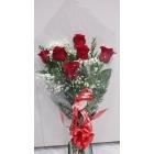 Rosas  Rojas  6 unidades