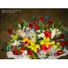Super Ramo  Espiral Con 12 rosas